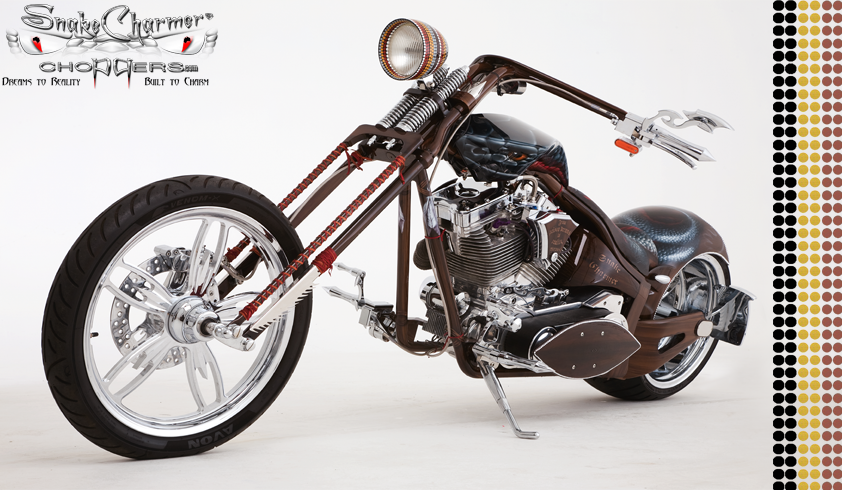 The Indigenous Dreamtime Chopper