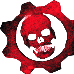 Gears-Of-War-Skull-Logo